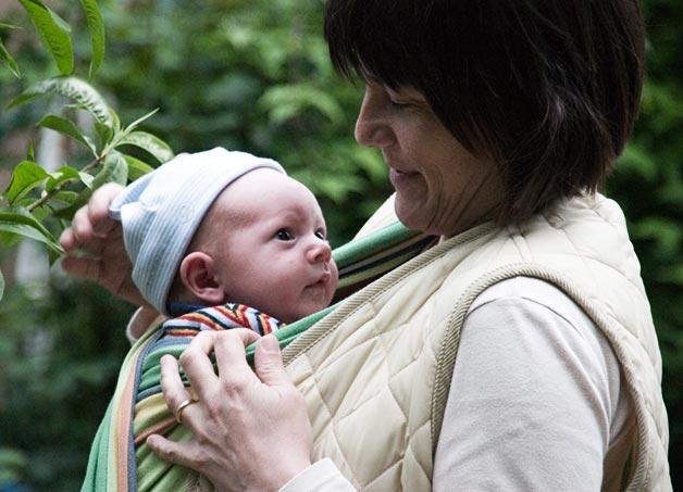 Giovanna e bambino