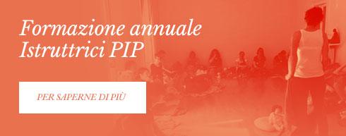 Formazione annuale PIP